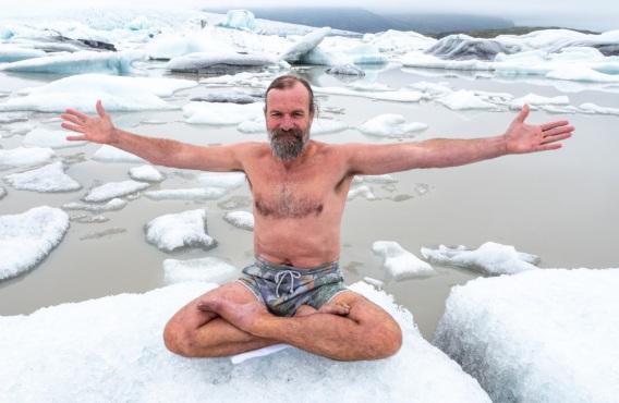 ویم هوف مرد یخی